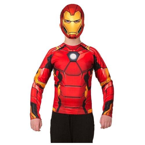 Купить Костюм Батик Железный человек (5852), красный, размер 146, Карнавальные костюмы