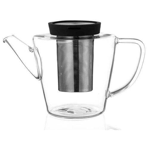 VIVA Scandinavia Заварочный чайник Infusion V27833 1 л, черный