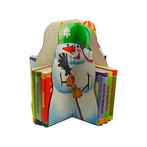 Купить Почитаем, поиграем. Снеговик, Карапуз, Книги для малышей