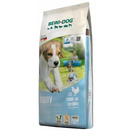 Корм для собак Bewi Dog Puppy rich in Poultry для щенков мелких и средних пород (12.5 кг)