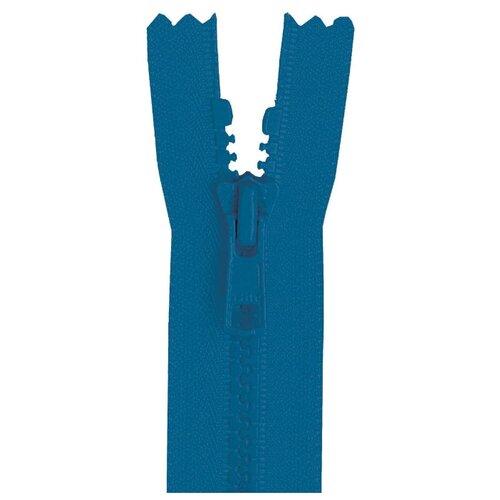 Купить YKK Молния тракторная разъёмная 4335956/50, 50 см, голубой/голубой, Молнии и замки