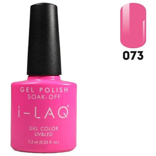 Гель-лак для ногтей I-LAQ Gel Color, 7.3 мл, оттенок 073 i laq гель лак 005