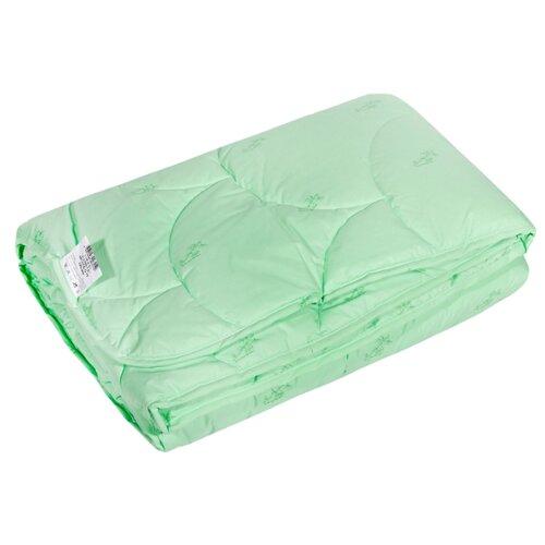 Одеяло DREAM TIME Бамбуковое волокно 200 г/кв.м, легкое, 200 х 220 см (зеленый) dream time page 3