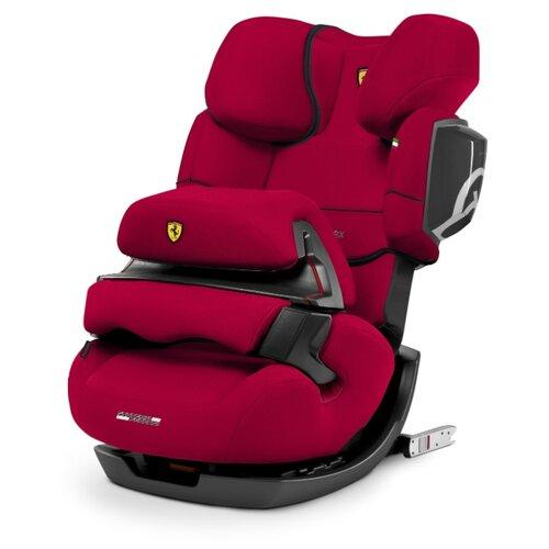 Автокресло группа 1/2/3 (9-36 кг) Cybex Pallas 2-Fix FE (for Scuderia Ferrari), Ferrari racing red автокресло cybex solution m fix sl ferrari racing red