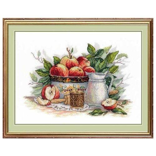 Купить М.П.Студия Набор для вышивания Яблочный спас (НВ-537), Наборы для вышивания