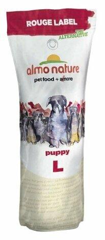 Корм для щенков Almo Nature Rouge Label курица 9.5 кг (для крупных пород)