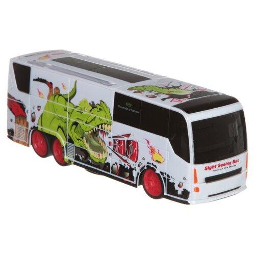 Автобус HB 666 666-378 белый боди hb hb mp002xc0096z