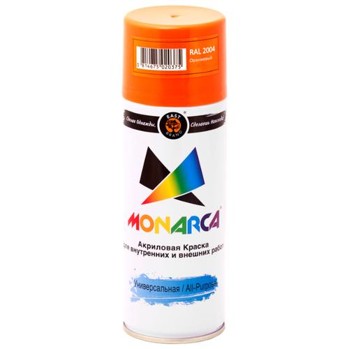 Краска Eastbrand Monarca универсальная RAL 2004 оранжевый 520 мл