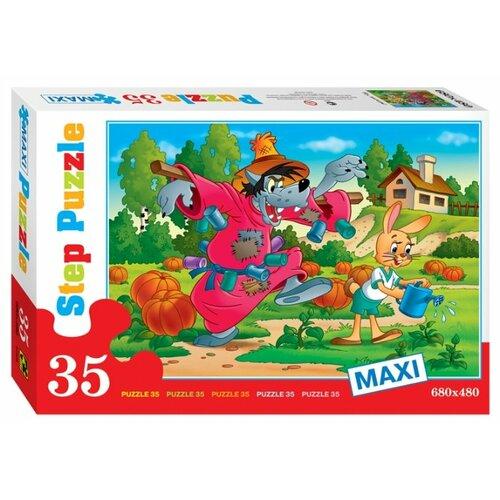 Пазл Step puzzle Союзмультфильм Ну, погоди! (91305), 35 дет. step puzzle кубики ну погоди