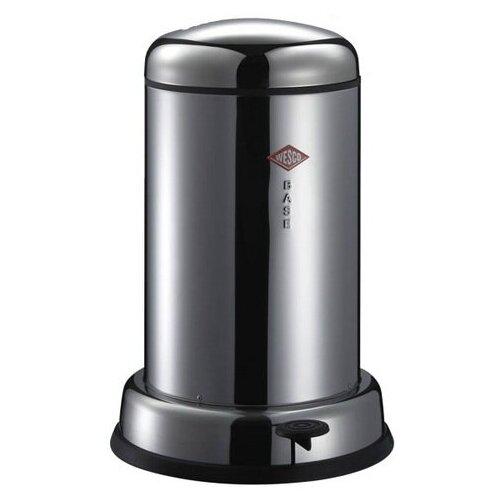 Мусорный контейнер Baseboy, 15 л, хром, Wesco
