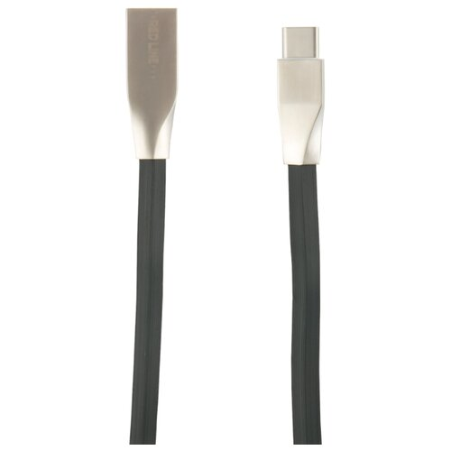 Кабель Red Line Smart High Speed USB - USB Type-C 1 м черный дата кабель red line smart high speed usb type c синий