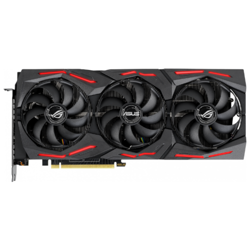 Видеокарта ASUS ROG GeForce RTX 2070 SUPER 1605MHz PCI-E 3.0 8192MB 14000MHz 256 bit 2xDisplayPort 2xHDMI HDCP STRIX GAMING OC Retail