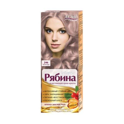 Фото - Acme-Color Intence Рябина краска для волос, 246 Талая вода acme color intence рябина краска для волос 111 мокрый песок