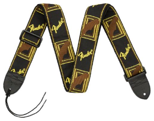 "Ремень Fender 2"" Monogrammed straps 099068"