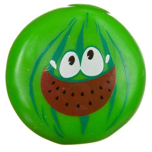 Купить Игрушка-мялка BONDIBON Чудики Арбуз (ВВ3573) зелeный, Игрушки-антистресс