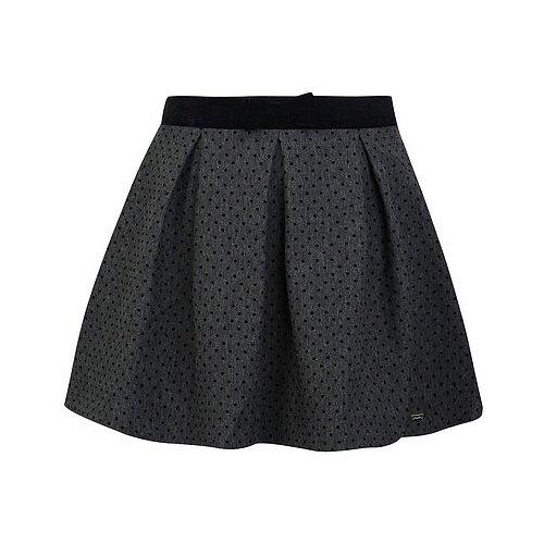 Юбка Mayoral размер 98, серый юбка leticia milano серый 44 46 размер