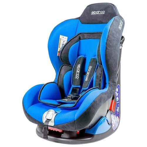 цена на Автокресло группа 0/1 (до 18 кг) sparco F5000K, синий