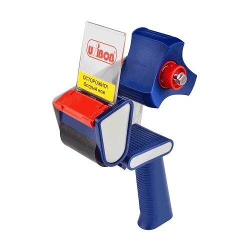 Диспенсер для клейкой упаковочной ленты UNIBOB для ленты шириной 50 мм (00219)