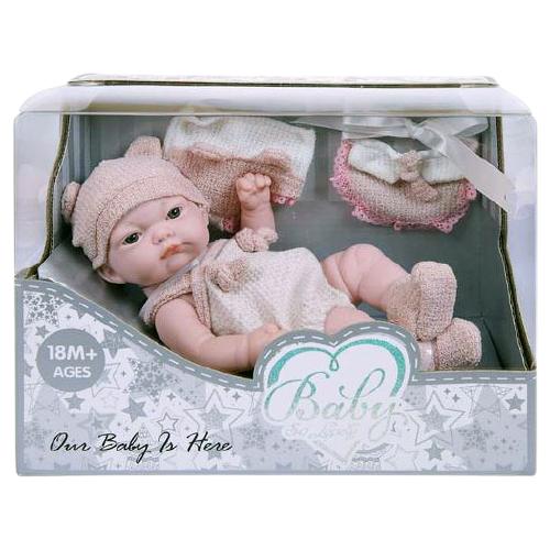 Купить Кукла Junfa toys Baby so lovely, 25 см, 203-2, Куклы и пупсы