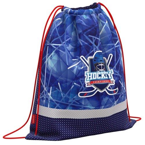 ErichKrause Мешок для обуви Hockey (48577) синий