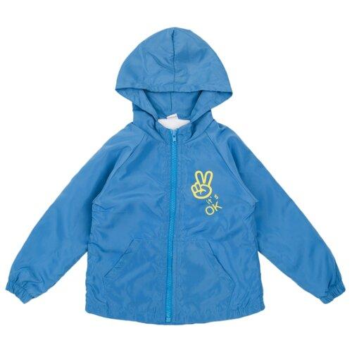 Купить Куртка Fun time размер 74, бирюзовый, Куртки и пуховики