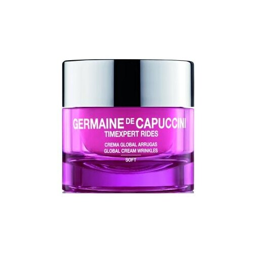 Germaine de Capuccini TIMEXPERT RIDES Global Cream Wrinkles Soft Крем для лица для коррекции морщин легкий, 50 мл недорого