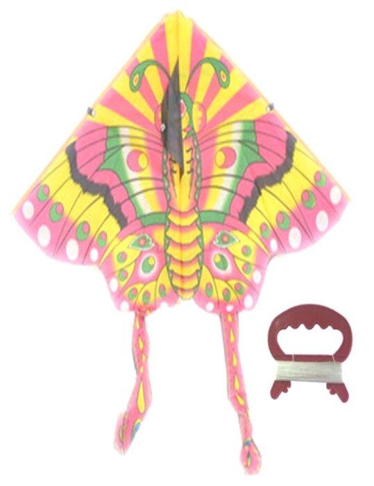 Воздушный змей 1 TOY Бабочка Т10155