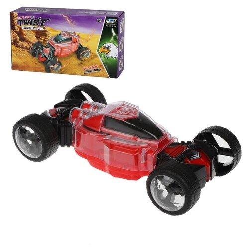 Машина Наша Игрушка свет, звук, изменение клиренса, коробка (GC169-128)