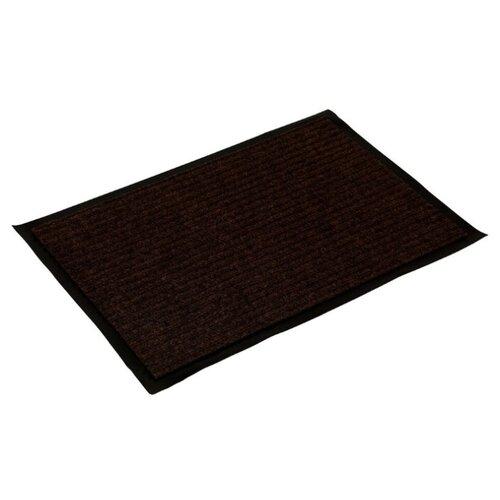 Придверный коврик VORTEX 22080/22079/22078/22077/22076, размер: 0.6х0.4 м, коричневый цена 2017