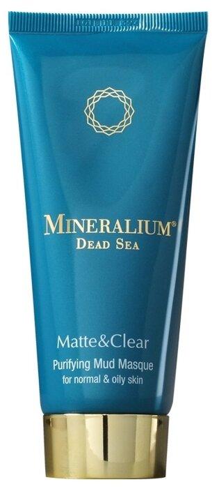 Mineralium Очищающая грязевая маска для нормальной и жирной кожи