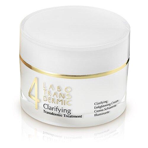 Labo Transdermic 4 Clarifying Enlightening Cream Осветляющий крем для лица против пигментных пятен, 50 мл