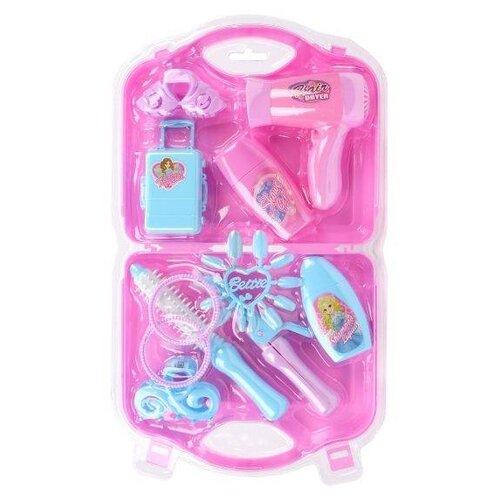 Купить Салон красоты Наша игрушка 58511, Играем в салон красоты
