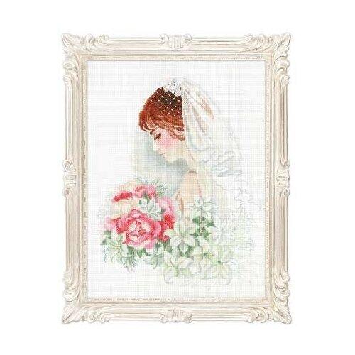 Купить Набор для вышивания Риолис 100/050 Невеста, Наборы для вышивания