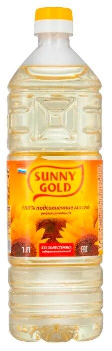 Sunny Gold Масло подсолнечное рафинированное дезодорированное