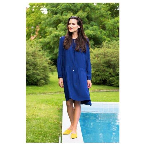 Пляжное платье Laete размер XS(42) синий платье laete размер xs 42 фиолетовый