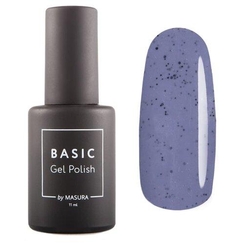 Купить Гель-лак для ногтей Masura Basic, 11 мл, Виноградный сок