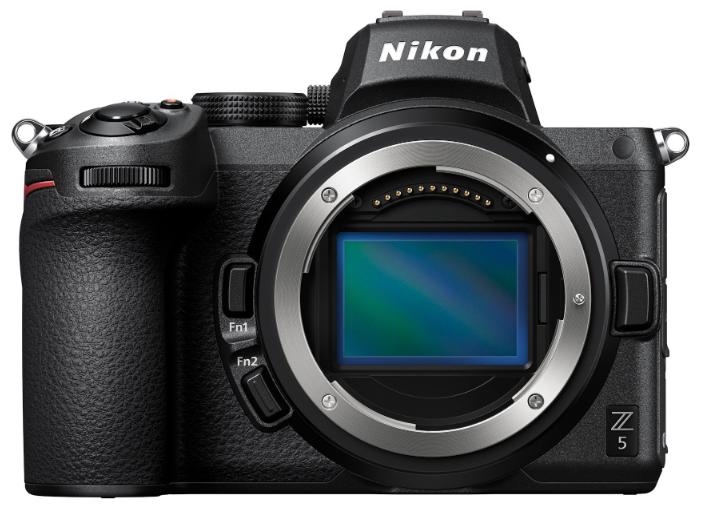Фотоаппарат Nikon Z 5 Body — купить по выгодной цене на Яндекс.Маркете