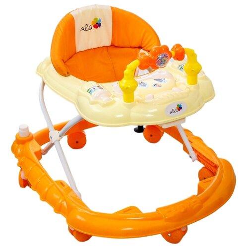 Купить Ходунки Alis 810 оранжевый, Ходунки, прыгунки