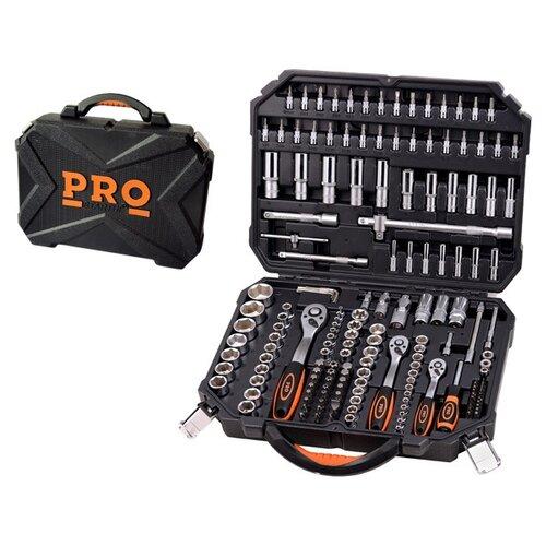 Фото - Набор автомобильных инструментов Startul (172 предм.) PRO-172 черный/оранжевый набор инструментов sparta 6 предм 13540 черный оранжевый