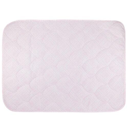 Купить Одеяло Leader Kids Ромбы 110х140 см розовый, Покрывала, подушки, одеяла