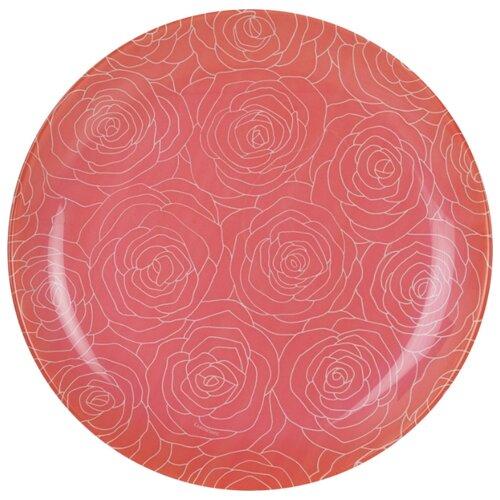 Luminarc Тарелка десертная Dalieza 20.5 см розовый rosenthal versace ikarus medusa десертная тарелка 11 5 см
