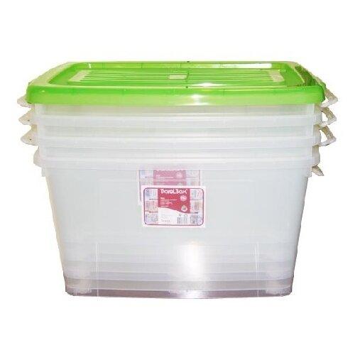 gerard darel футболка Ящик с крышкой Darel Box на колесах, 68x47x37 см