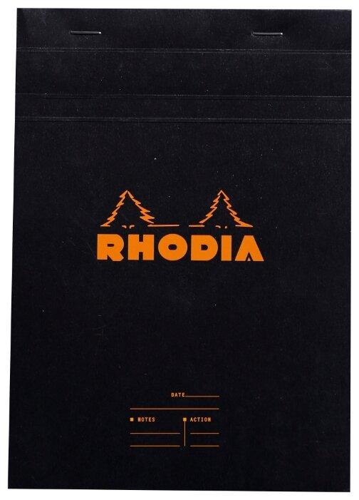 Ежедневник Rhodia Basics полудатированный, А5, 80 листов