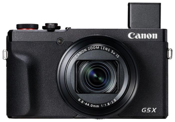 Фотоаппарат Canon PowerShot G5 X Mark II