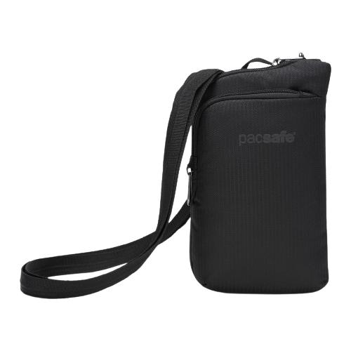 Сумка кросс-боди PacSafe, black