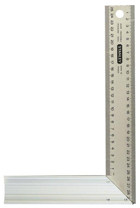 Строительный угольник STANLEY 1-45-686 300x200 мм