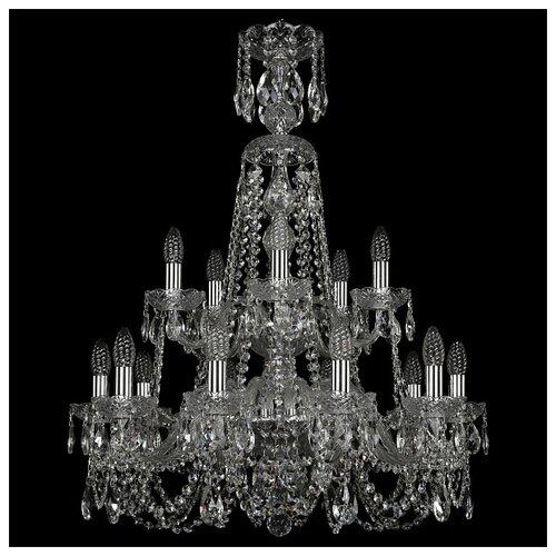 Люстра Bohemia Art Classic 11.11.10+5.240.2d.XL-85.Cr.Sp, E14, 600 Вт скатерть art east лиловый рай 85 85 см