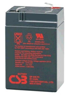 Аккумуляторная батарея CSB GP 645 4.5 А·ч