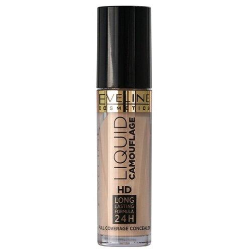 Eveline Cosmetics Консилер Liquid Camouflage HD Long Lasting Formula 24h, оттенок 04 light  - Купить