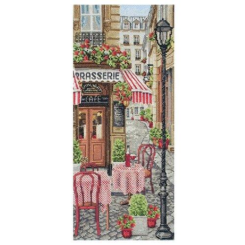 Anchor Набор для вышивания Французский городок 32 х 14 см (PCE0813) anchor набор для вышивания композиция с анемонами 18 х 47 см pce733